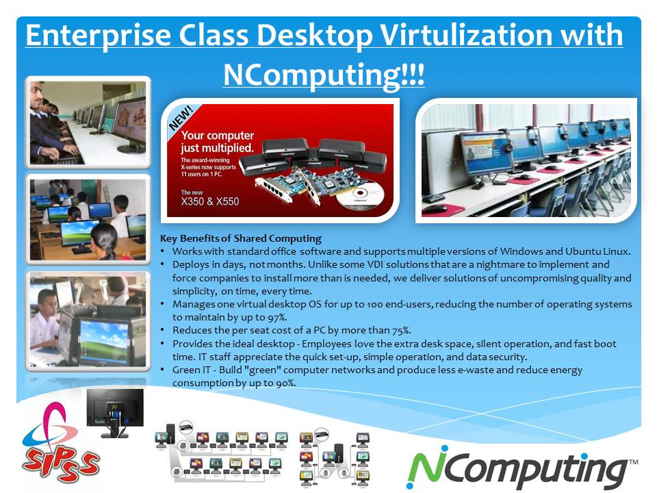 SIPSS-GLOBAL- NComputing