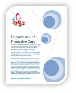 Proactive Care