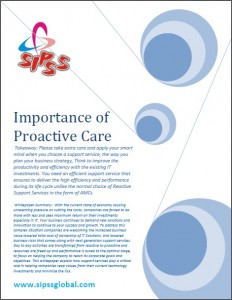 Proactive Care | Whitepaper