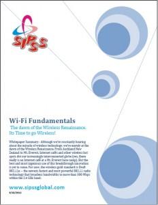 Wi-Fi Fundamentals | Whitepaper