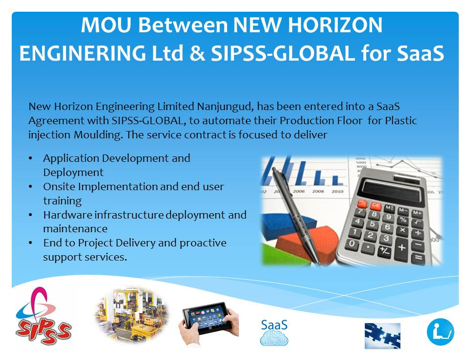 New Horizon Engineering Ltd and SIPSS-GLOBAL