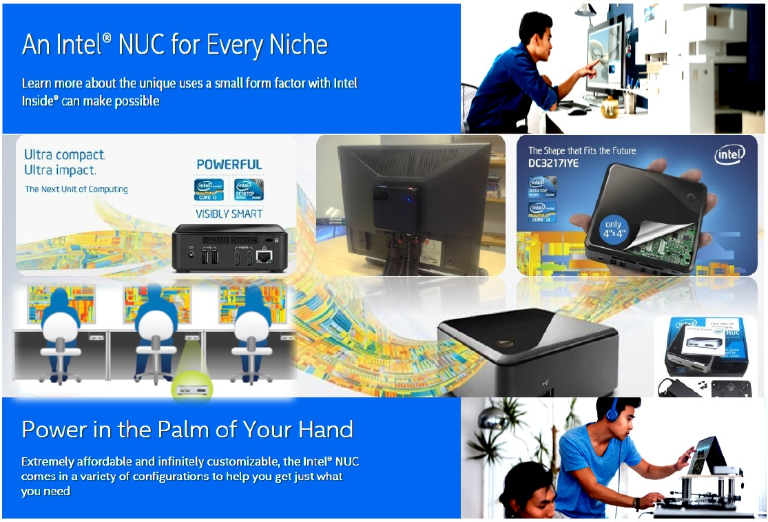 Intel NUC, Powerful computing, COmputers in Thrissur, Home theatre PC in Thrisur,